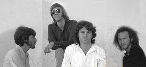 The Doors, Jim Morrison, Ray Manzarek, Robby Krieger, John